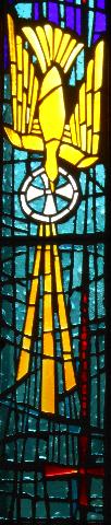 Holy Ghost Window